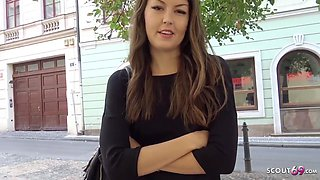 18 Years Old - Cute Eighteen Years Old Cindy Talk Get Laid At Street Casting