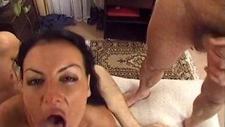 4 European Buddies Fuck the Housekeeper (FYFF))
