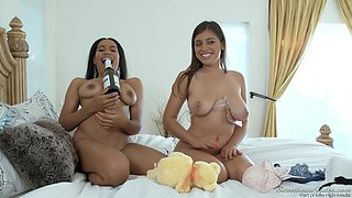 Smoking hot Anissa Kate and other girls reveal their hot bodies