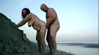 Greater Amount outdoor bare beach open air blatent public orgy
