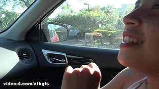 Maya Bijou in Since Maya loves Hawaii so far, you know she's going to give it up - ATKGirlfriends