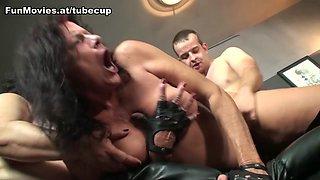 Romana & Zolitaire & Tinny Rados in Sexy Cock For The Mistress - FunMovies