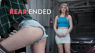 Paying With Ass Anally Dominates With Ella Nova And Casey Calvert