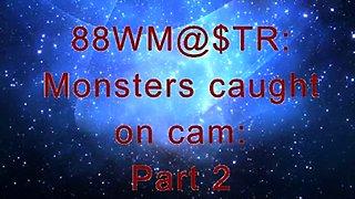 Monster BBW's caught on cam!! Part 2