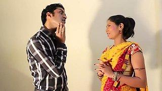 Bhabhi Nay Liya Mazza