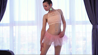 Kazanska Sirota super hot flexible teen