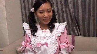 Horny Japanese model Rin Sakuragi in Fabulous Small Tits, Nurse JAV video