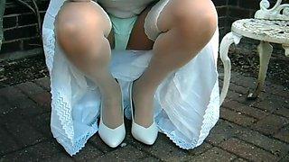 Mint Lace Panties