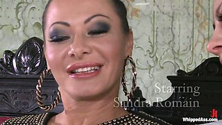 Sandra Romain Returns in Domestic Servitude