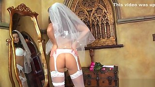 Twistys - Taylor Vixen Starring At The Bride
