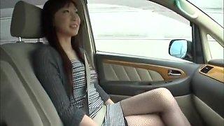 Best Japanese model Chihiro Manami in Fabulous Stockings, Secretary JAV scene