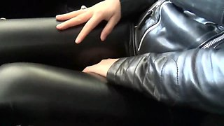 blowjobs in leather jacket