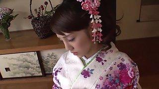 Crazy Japanese chick Rei Mizuna in Amazing JAV uncensored Masturbation movie