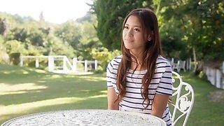 Incredible Japanese model Riina Nishihara in Exotic CFNM, Blowjob JAV movie