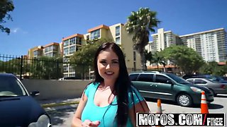mofos - public pick ups - busty innocent fucks for cash star