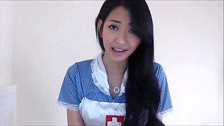 Miss Reina T - Nurse JOI Countdown