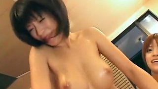 Amazing Japanese girl Sasa Handa, Sakura Aida, Azusa Itagaki in Crazy Group Sex, Bikini JAV video