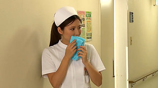Japanese Nurse Fuck With Her Patient