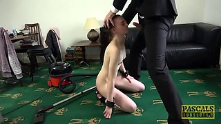 young maddison rose loves to be dominated and fucked roughly
