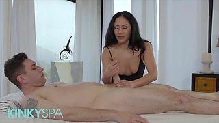 Liv Revamped - Sexy Latina Masseuse Offers More Than Just A Massage