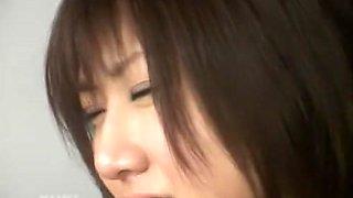 Crazy Japanese model Shiori Mizuno in Exotic Masturbation JAV movie