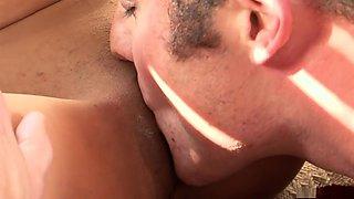 Crazy pornstar Alyssa Divine in incredible big tits, brazilian sex scene