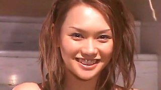 Fabulous Japanese chick Rio Kitajima in Best Compilation, Pissing JAV video