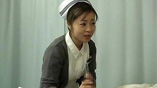 Amazing Japanese model in Incredible Nurse, Amateur JAV scene