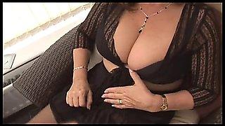 erotic mature black tong