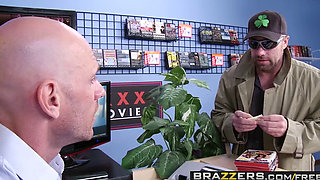 Brazzers   Shes Gonna Squirt   Zoey Monroe and Johnny Sins    Friendly Squirting