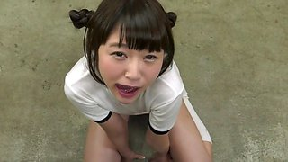 Mayu Yuki swallow 8 loads of cum