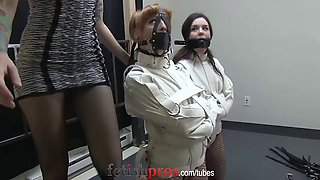 straitjacket therapy