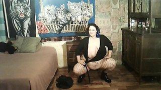 strip dance for mistress jezz