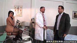 Brazzers - Doctor Adventures -  Milgrams Expe