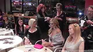 Golden Goddesses Book Signing - Hustler Hollywood