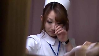 Visit The Nurse During The Night Shift 1