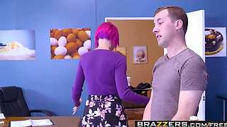 Brazzers   Big Tits at School   Anna Bell Peaks and Jessy Jones    Lets Bake A Titty Cake