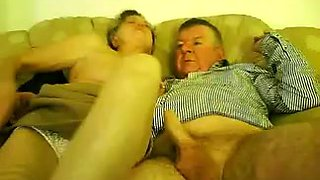 Old Cpl Fuck on Webcam