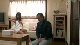Married Woman Who Came With Only Bath Towel 1