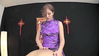 Horny Japanese chick in Amazing HD, MILF JAV clip