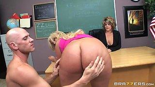Disciplining the School Slut