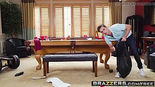 Brazzers Exxtra -  If The Dick Fits Part 1 scene starring Ki
