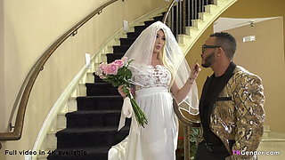 Trans Bride Fucks The Black Wedding Planner