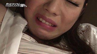 Sexy Japanese Chick Masturbating