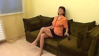 Exotic Amateur clip with Russian, Young/Old scenes