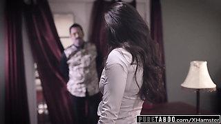 PURE TABOO Virgin Teen Orphan Fucked by Sadist