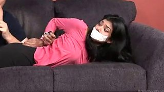 Shazia Sahari foot fetish part 1
