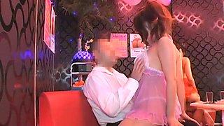 Best Japanese slut in Amazing Group Sex, MILF JAV clip