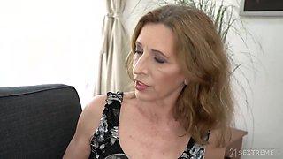 The Lusty Landlady - Gilf Porn Video