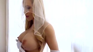 Face Fetish Bride - Intimate First Time